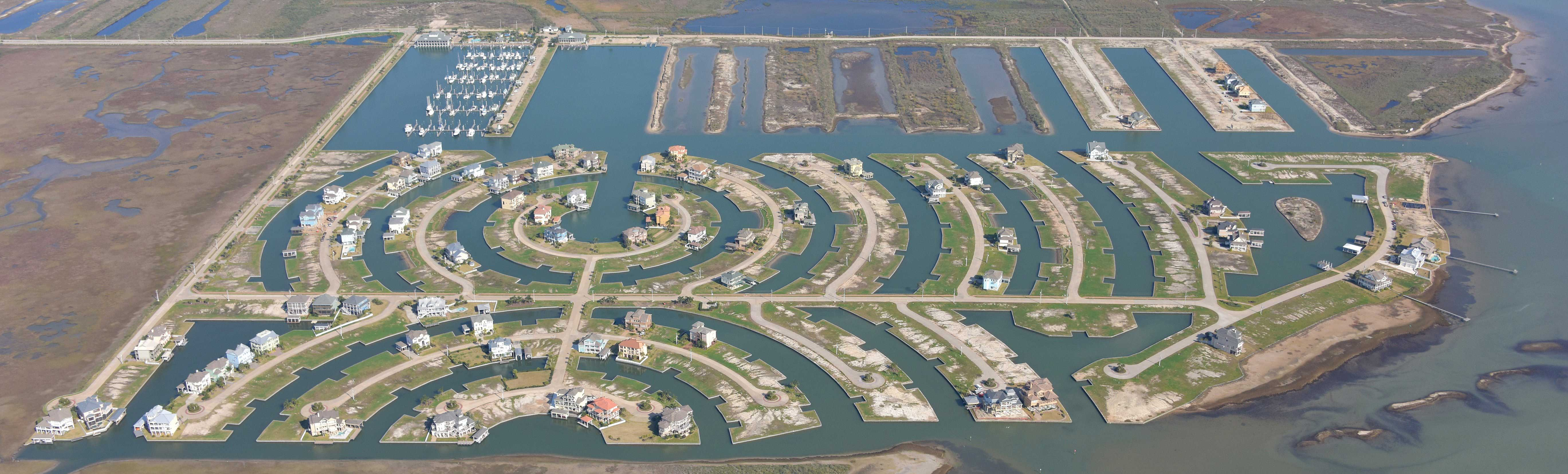 Masterplanned Waterfront Community Galveston, Texas