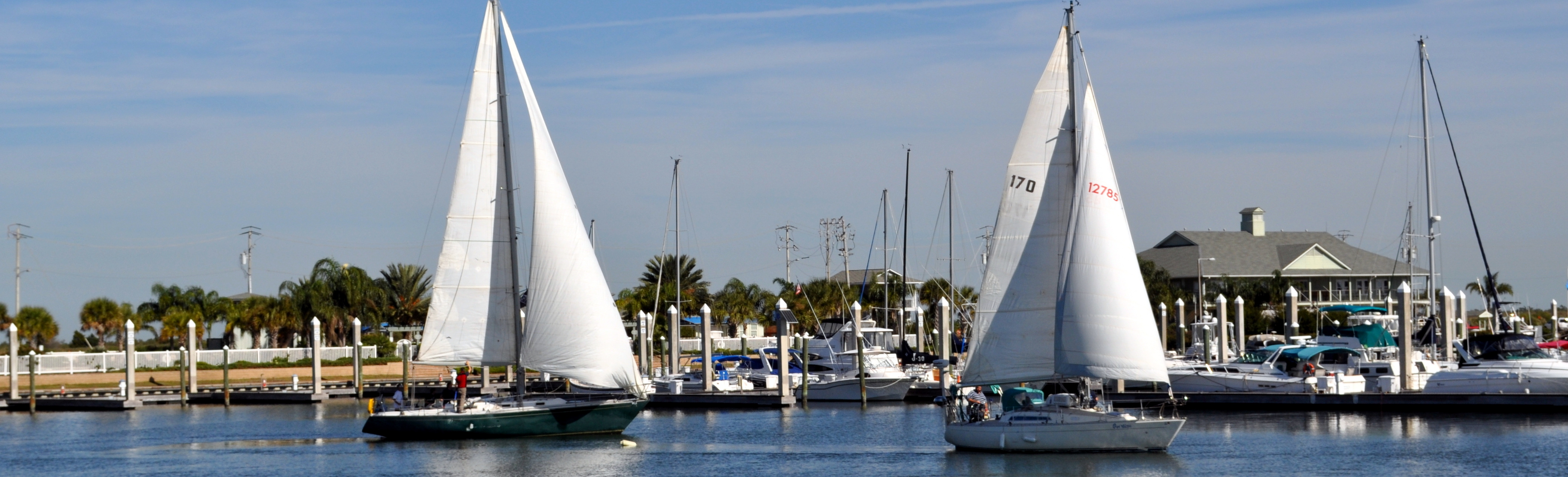 Gulf Coast Texas Marina & Yacht Club